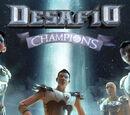 Desafío Champions (Promoción)/Galería