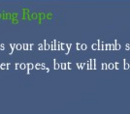 Durable Climbing Rope