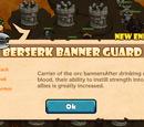Berserk Banner Guard