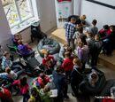 Spotkanie Autorskie w Gdańsku (Festiwal Literatury dla Dzieci, 2015)