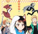 Lista de Capítulos de Nisekoi: Urabana