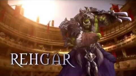 Déchaînez la rage du chaman avec Rehgar dans Heroes of the Storm FR