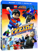 LEGO DC Comics Super Heroes: Justice League: Attack of the Legion of Doom!