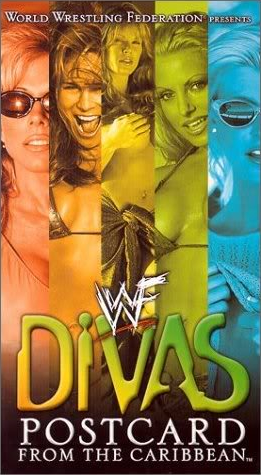Trish stratus divas postcard from the caribbean thong 9