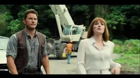 JURASSIC WORLD - Movie Clip 6 'Wow Factor' (2015) Chris Pratt Dinosaur Movie 360p