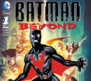 Batman Beyond Vol 5 1