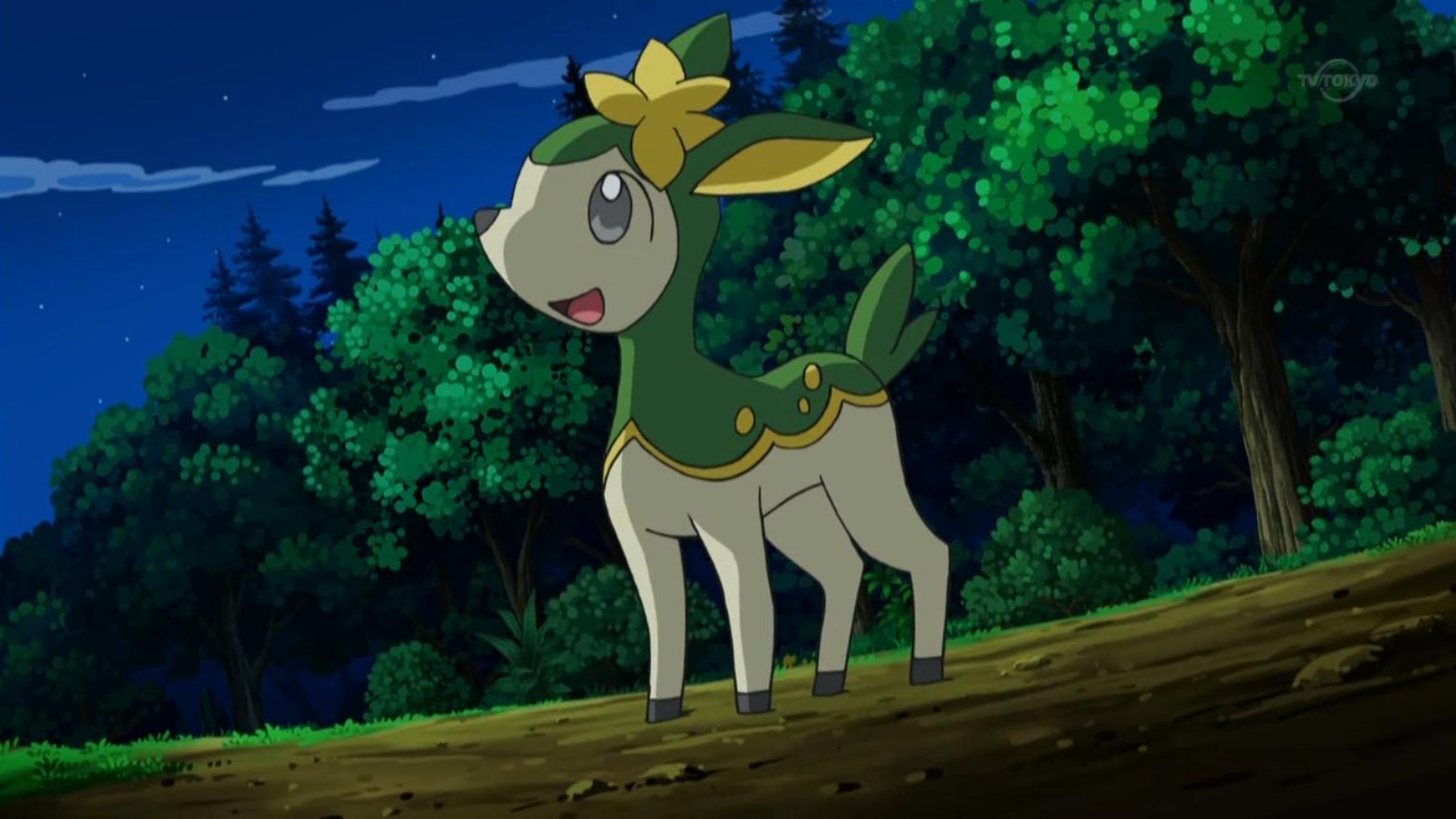 how to get deerling in pokemon brick bronze