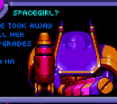 Spacegirl?