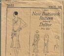 Butterick 2611 A