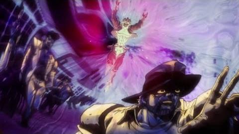 """【HD】ジョジョ Stardust Crusaders - """"ZA WARUDO!!!"""""""