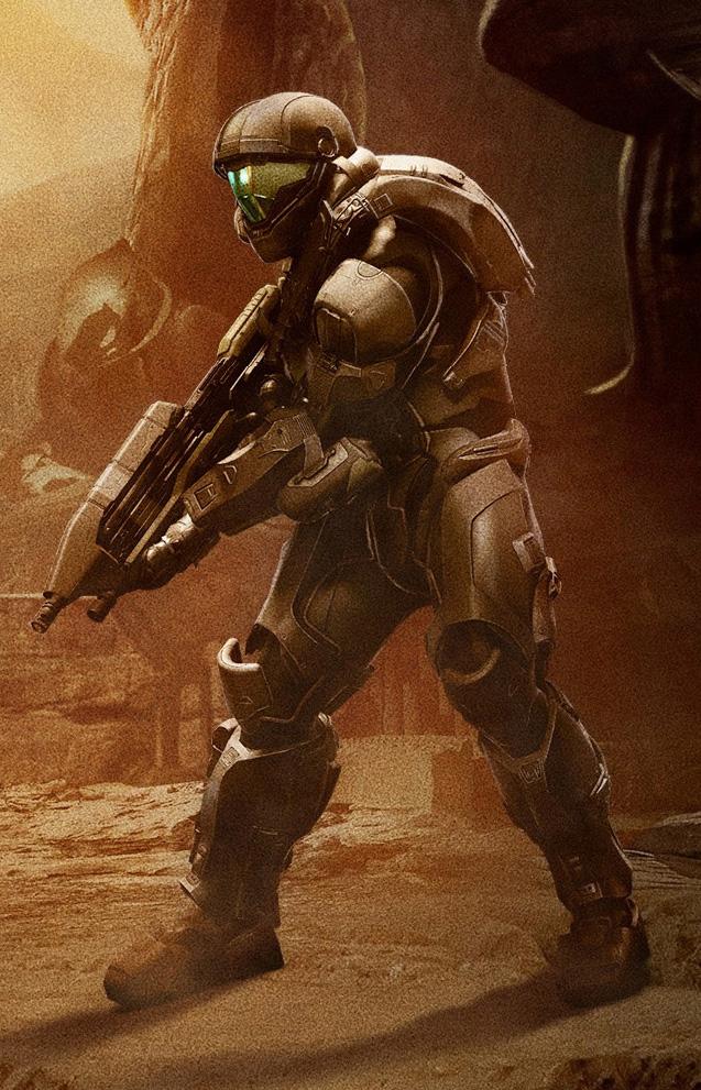 Edward Buck Halo Nation The Halo Encyclopedia Halo 1