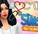 The Sims 4 Get to Work Doctor Let's Play