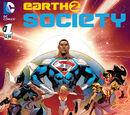 Earth 2: Society/Covers