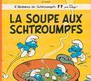 N°10 La soupe aux Schtroumpfs