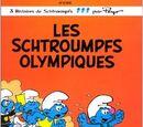 N°11 Les schtroumpfs olympiques