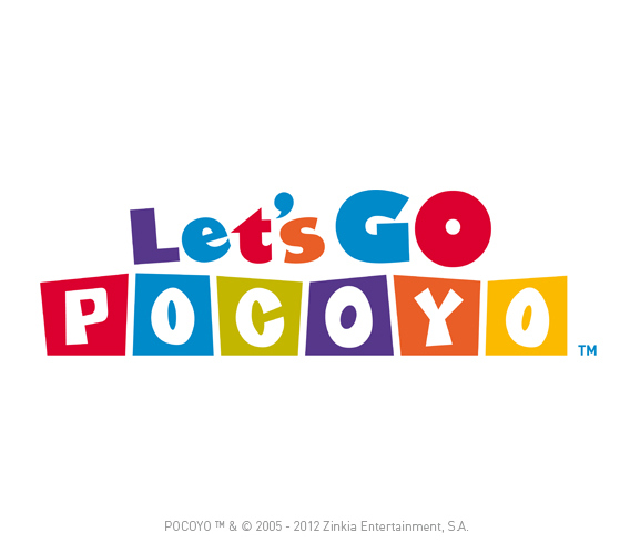 Let's Go Pocoyo - Logopedia, the logo and branding site