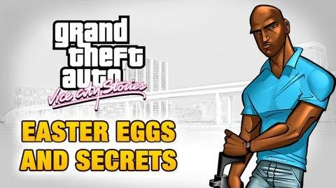 Easter Eggs in GTA Vice City Stories