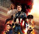 Armas de Capitão América: O Primeiro Vingador
