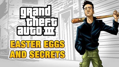 Easter Eggs in GTA III