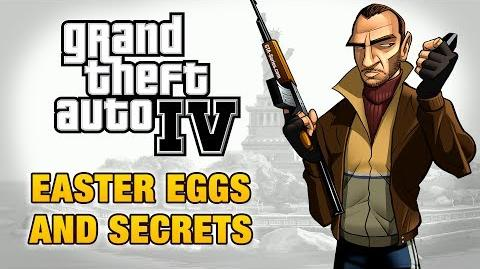 Easter Eggs in GTA IV