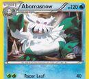 Abomasnow (Plasma Blast)