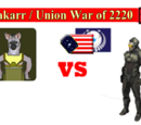Atakarr / Union War of 2220