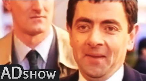 Vanrussel.tadena/Mr Bean Funny Commercials Barclaycard - Johnny English
