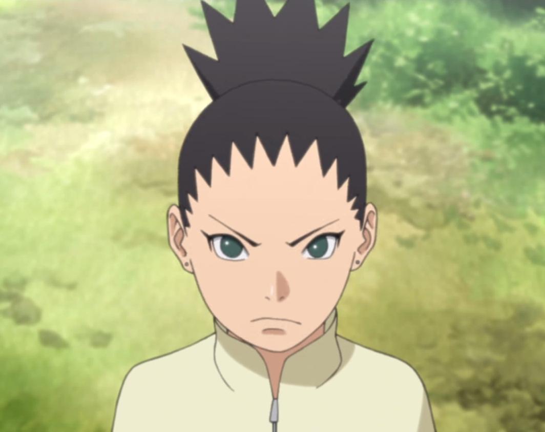 Shikadai Nara Narutopedia The Naruto Encyclopedia Wiki