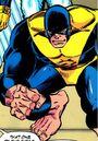Henry McCoy (Earth-928) X-Men 2099 Vol 1 8.jpg