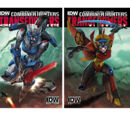 XD1/Exclusive IDW Transformers Comics for San Diego Comic Con 2015
