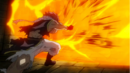 Natsu uses Fire Dragon's Grip Strike.png
