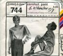 Stretch & Sew 744