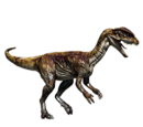 Dilofozaur - skórka Sandstorm