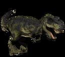 Tyranozaur - skórka Spiked Greenhide