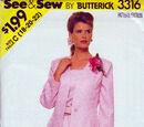 Butterick 3316 C