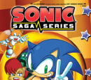 Sonic Saga Series Volume 9: The Eggman Wars