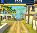 Sonic Dash 2: Sonic Boom levels