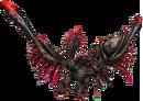 FrontierGen-Unknown (Black Flying Wyvern) Render 002.png