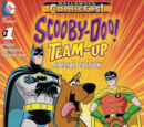 Scooby-Doo Team-Up Halloween Special Edition Vol 1 1