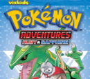 Pokémon Adventures: Volume 19