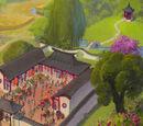 Mulan locations