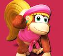 Dixie Kong (Smash 5)