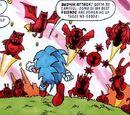 Badnik (Sonic the Comic)