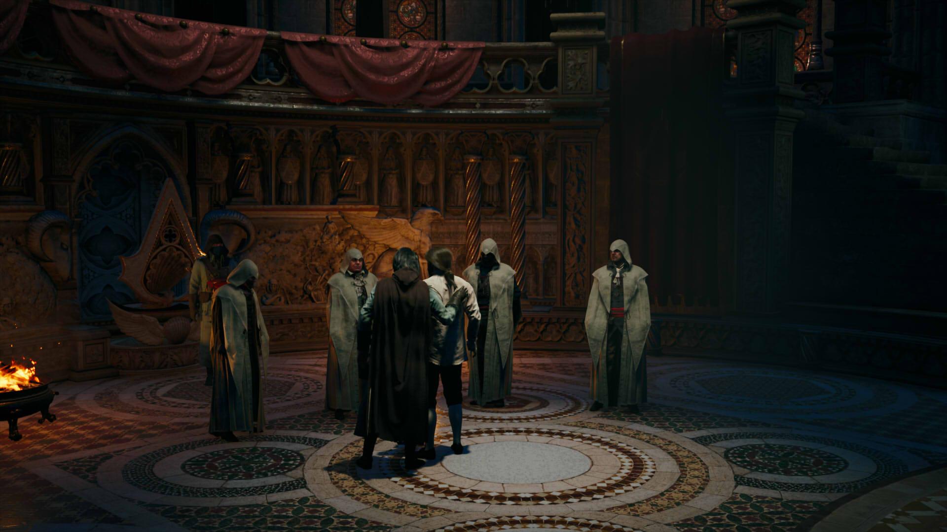 Rebirth - Assassin's Creed Wiki