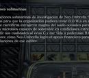 Instalaciones submarinas (Archivo)