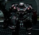 Hardsuit Pilot Red