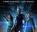 Science fiction Western films