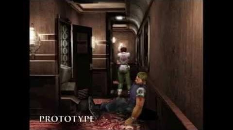 Resident Evil Zero (Prototype to HD Remaster)
