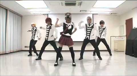【アルスマグナ】ルカルカナイトフィーバー 踊ってみた