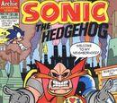 Archie Sonic the Hedgehog Ausgabe 15